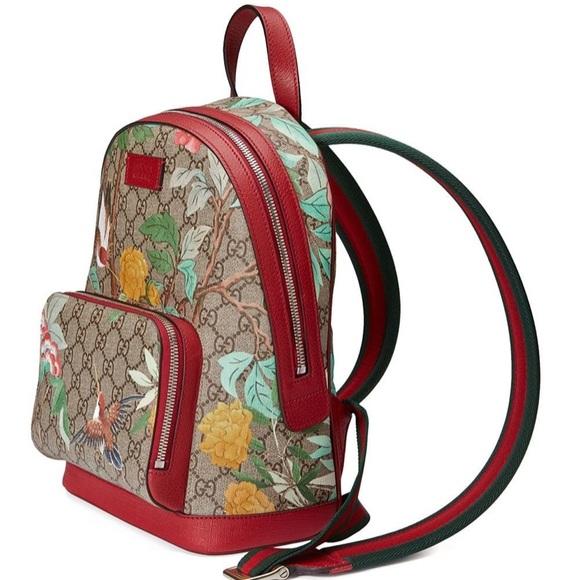 750e48b316d Gucci Tian GG Supreme backpack